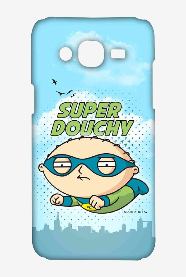 Family Guy Super Douchy Case for Samsung On7