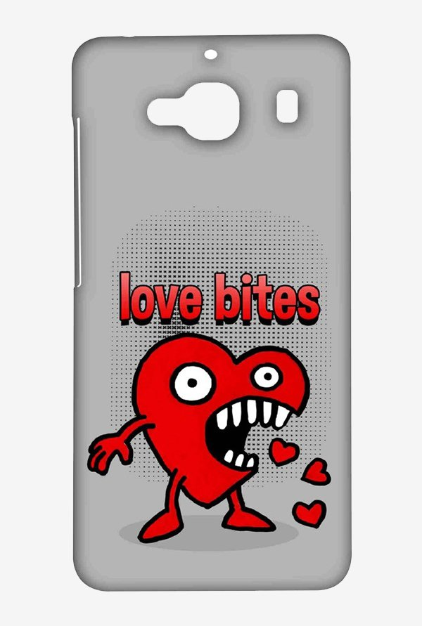Kritzels Love Bites Case for Xiaomi Redmi 2 Prime