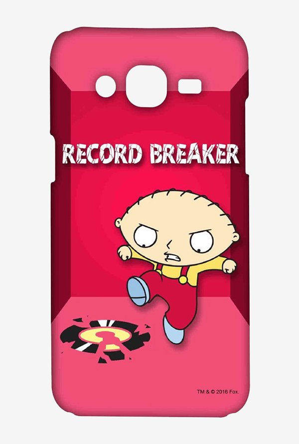 Family Guy Record Breaker Case for Samsung On7
