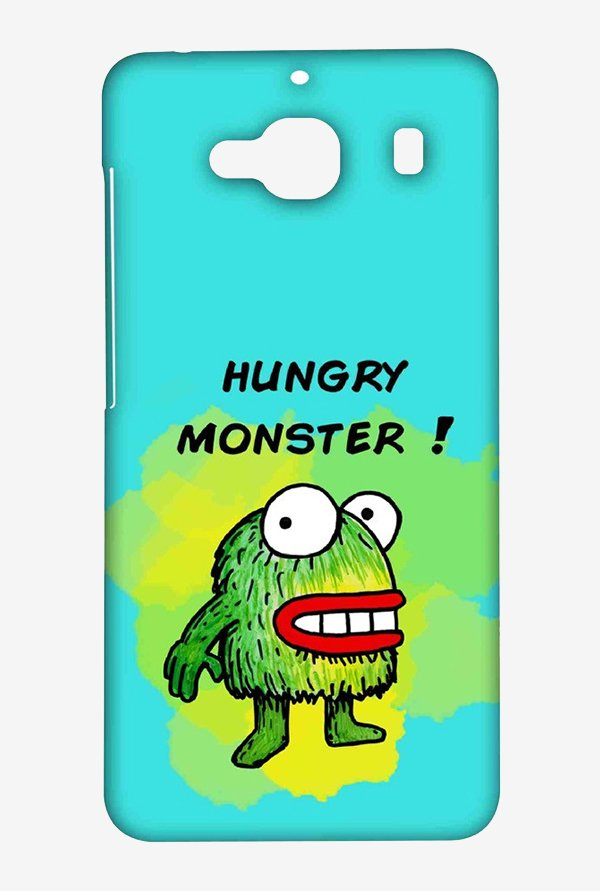 Kritzels Hungry Monster Case for Xiaomi Redmi 2 Prime