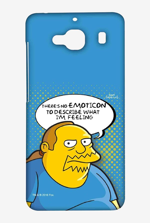 Simpsons Comic Guy Case for Xiaomi Redmi 2 Prime
