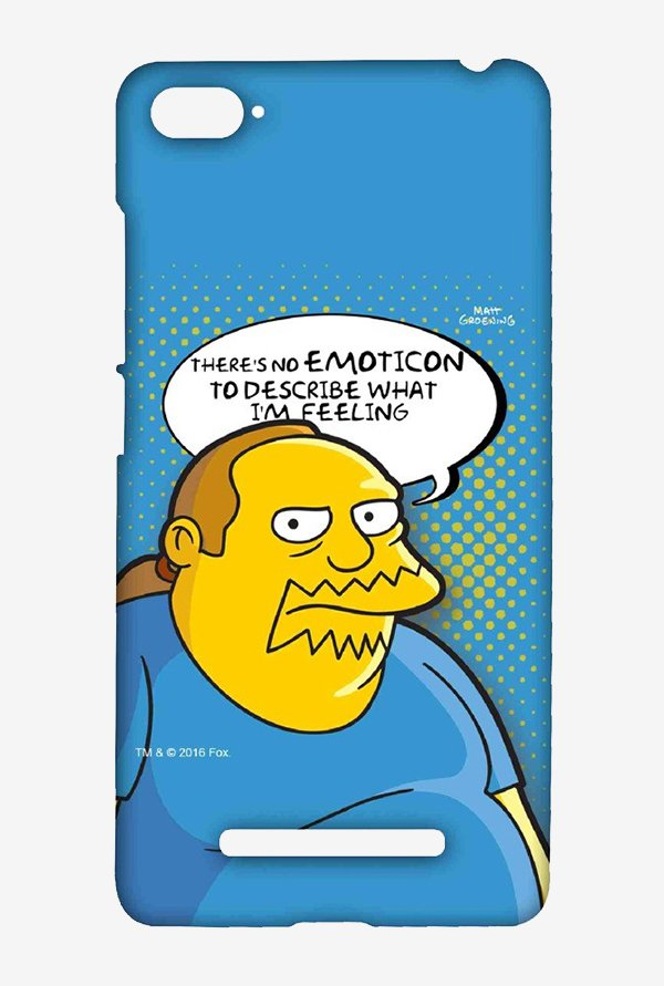 Simpsons Comic Guy Case for Xiaomi Mi4i