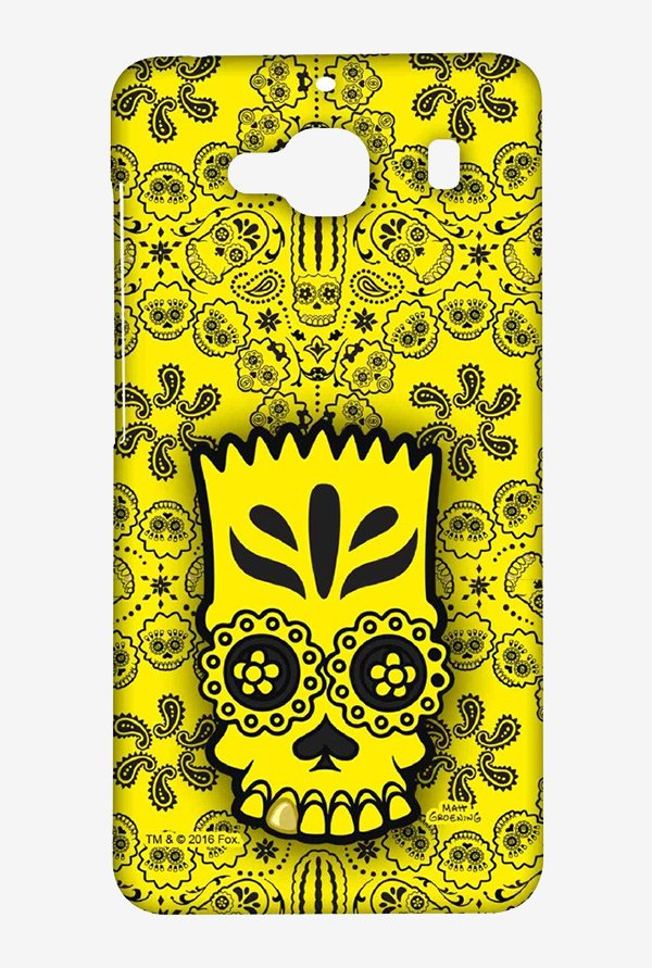 Simpsons Celtic Bart Case for Xiaomi Redmi 2 Prime