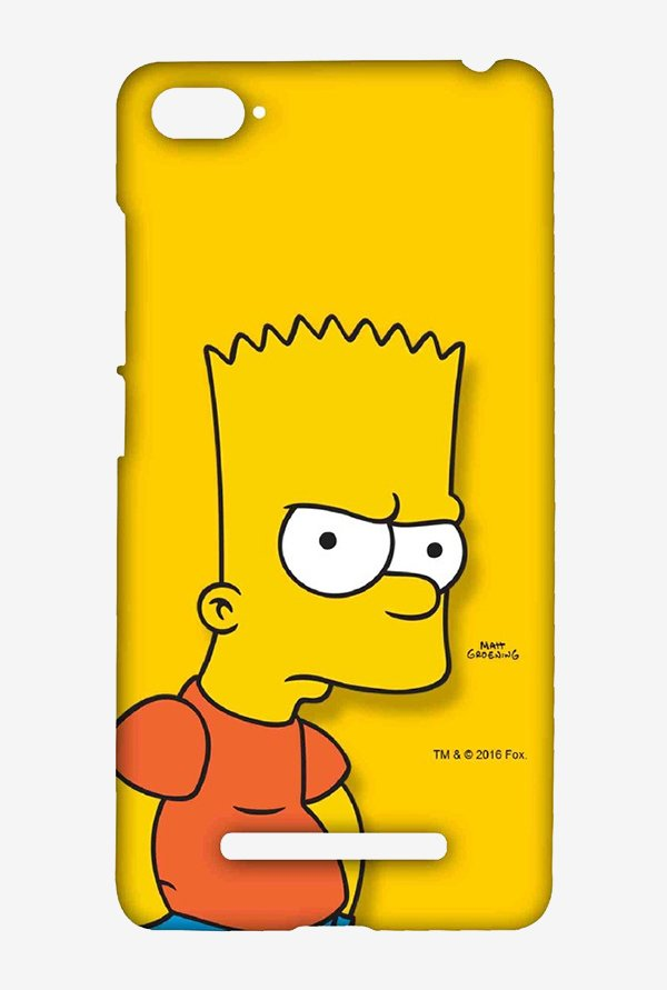 Bart Simpson Case for Xiaomi Mi4i
