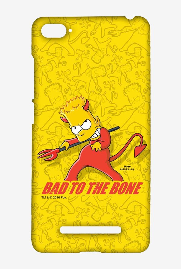 Simpsons Bad To The Bone Case for Xiaomi Mi4i