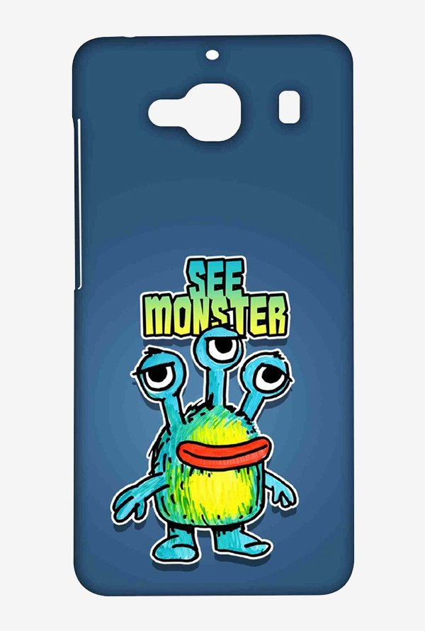 Kritzels See Monster Case for Xiaomi Redmi 2