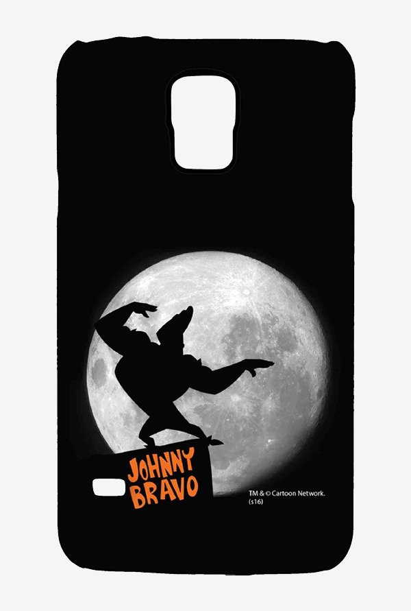 Johnny Bravo On The Moon Case for Samsung S5