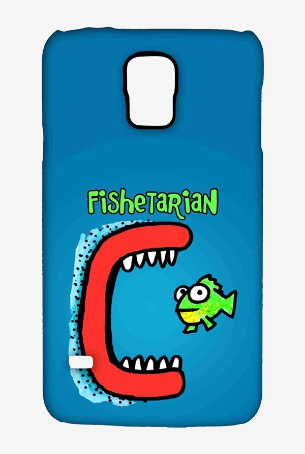 Kritzels Fishetarian Case for Samsung S5