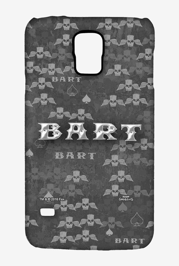 Simpsons Bart Wings Case for Samsung S5