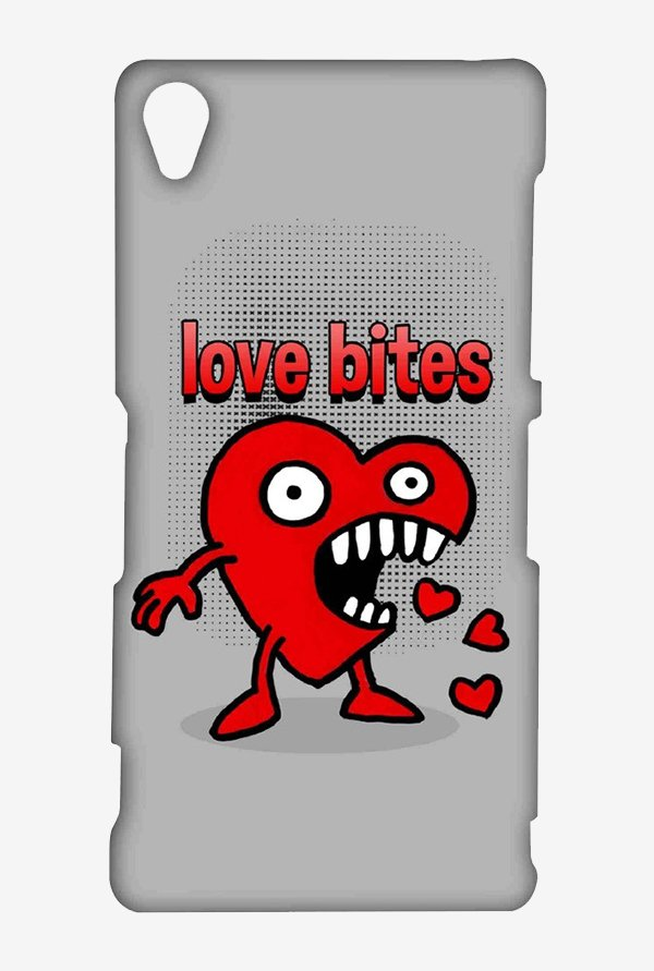 Kritzels Love Bites Case for Sony Xperia Z3