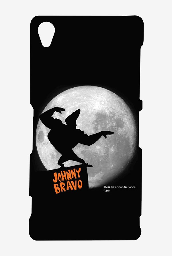 Johnny Bravo On The Moon Case for Sony Xperia Z3