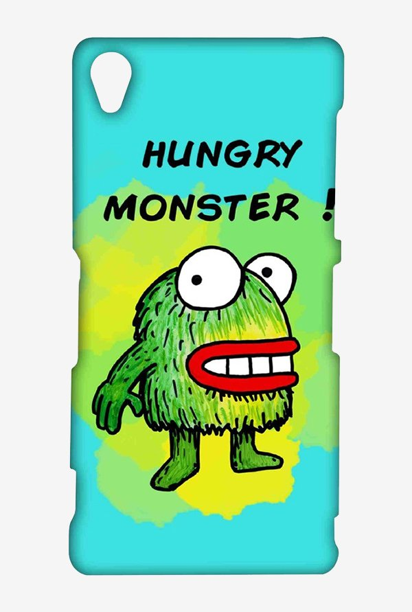 Kritzels Hungry Monster Case for Sony Xperia Z3