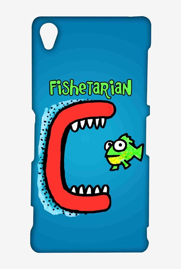 Kritzels Fishetarian Case for Sony Xperia Z3