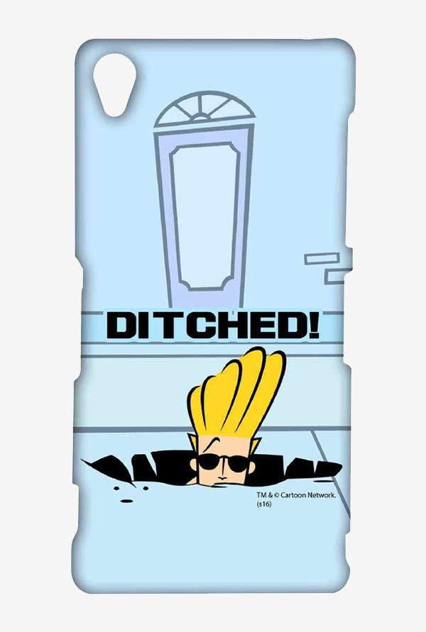 Johnny Bravo Ditched Case for Sony Xperia Z3