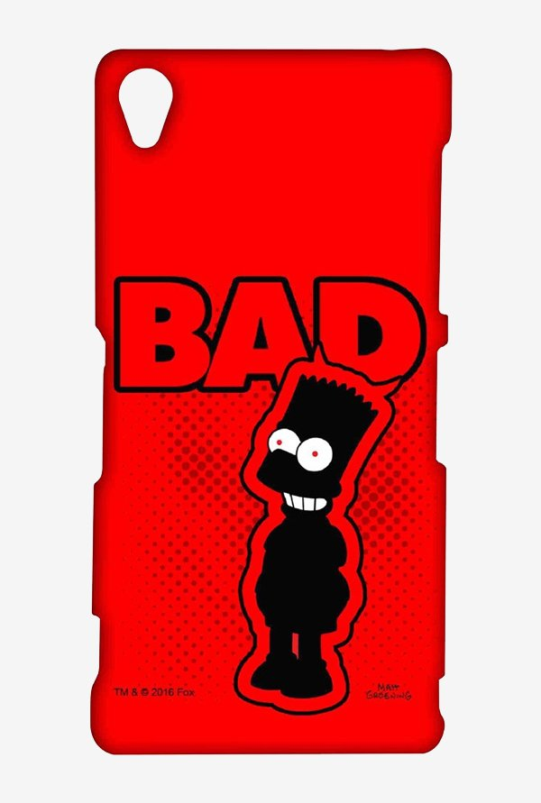 Simpsons Bad Case for Sony Xperia Z3