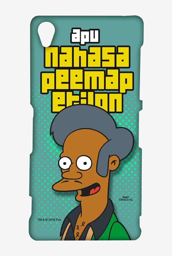 Simpsons Apu Case for Sony Xperia Z3