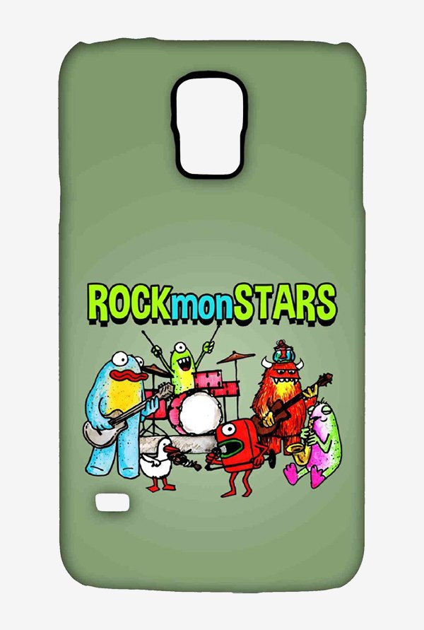Kritzels Rockmonstars Case for Samsung S5