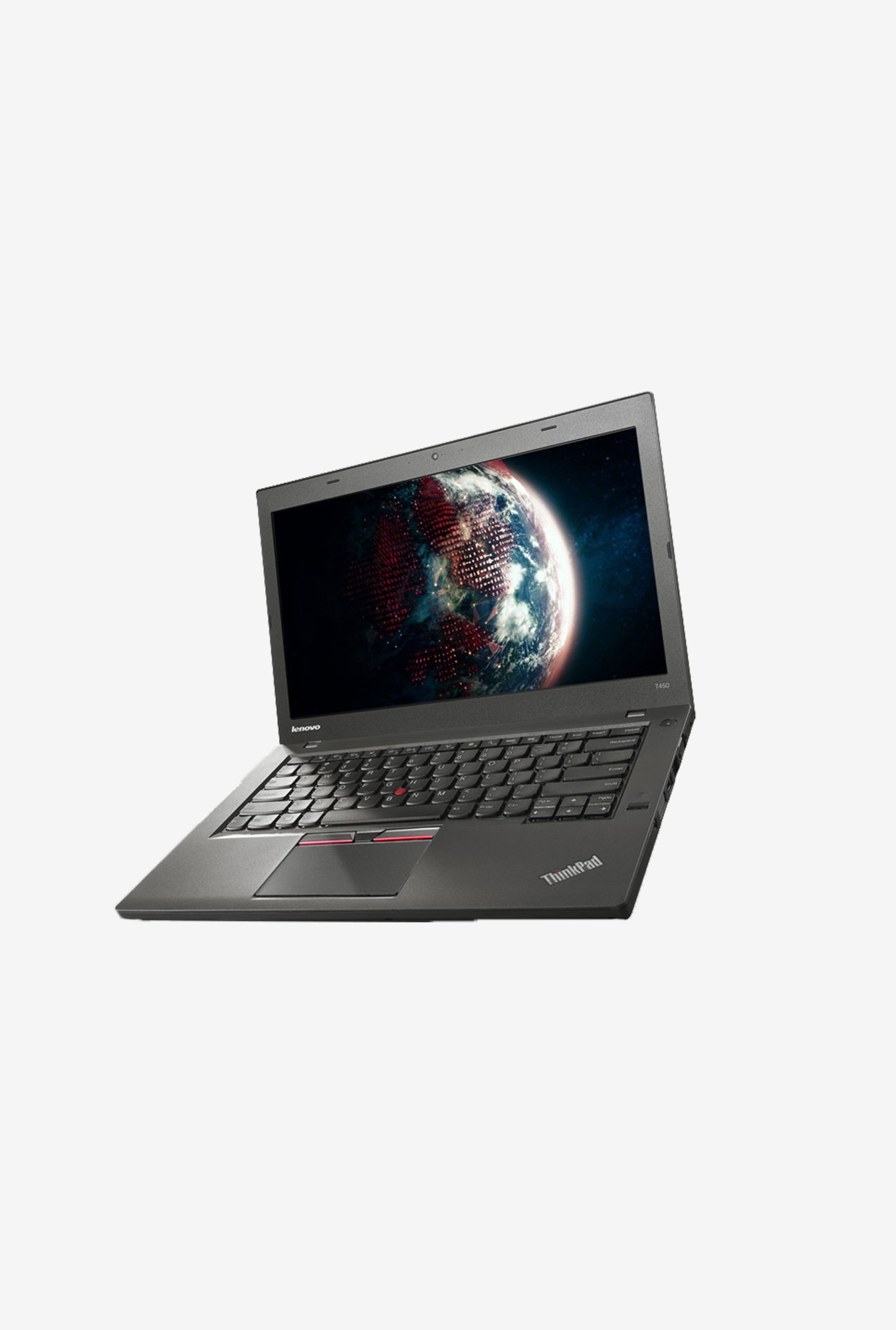 Lenovo ThinkPad T450 35.56cm Laptop (Intel i5, 500GB) Black