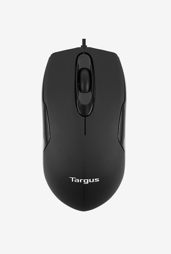 Targus U575 Wired Optical Mouse (Black)