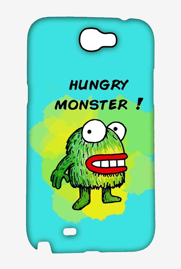 Kritzels Hungry Monster Case for Samsung Note 2