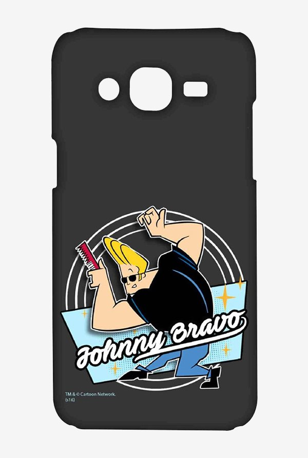 Johnny Bravo Old School Case for Samsung J7