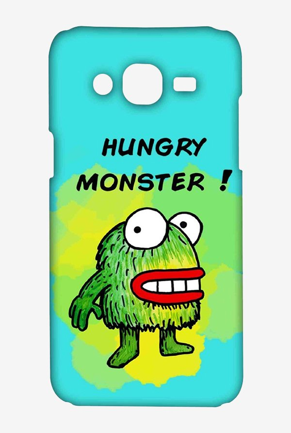 Kritzels Hungry Monster Case for Samsung Grand Prime