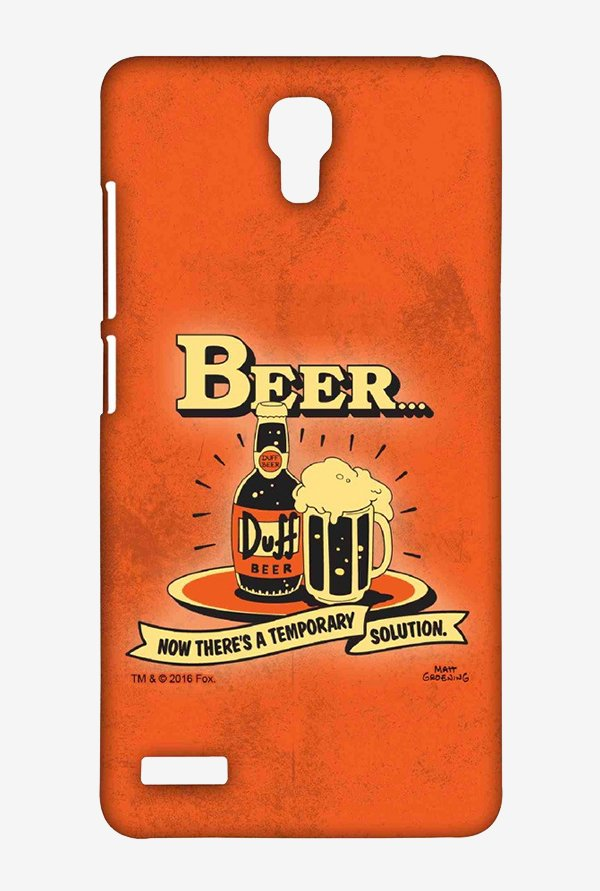 Simpsons Temporary Solution Case for Xiaomi Redmi Note Prime