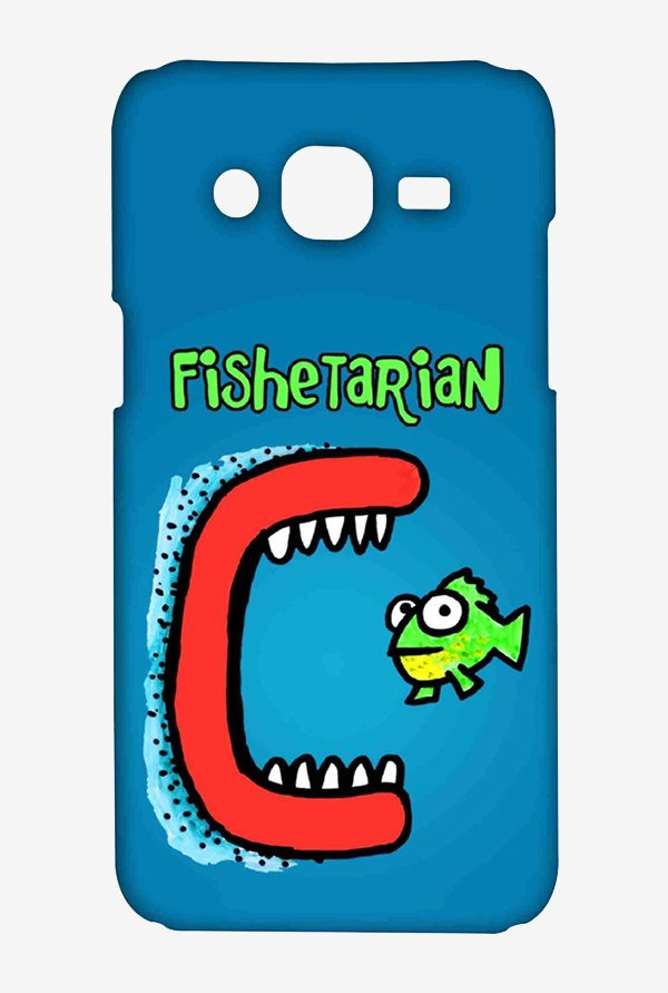 Kritzels Fishetarian Case for Samsung J5