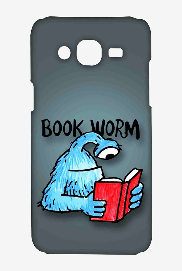 Kritzels Book Worm Case for Samsung J5