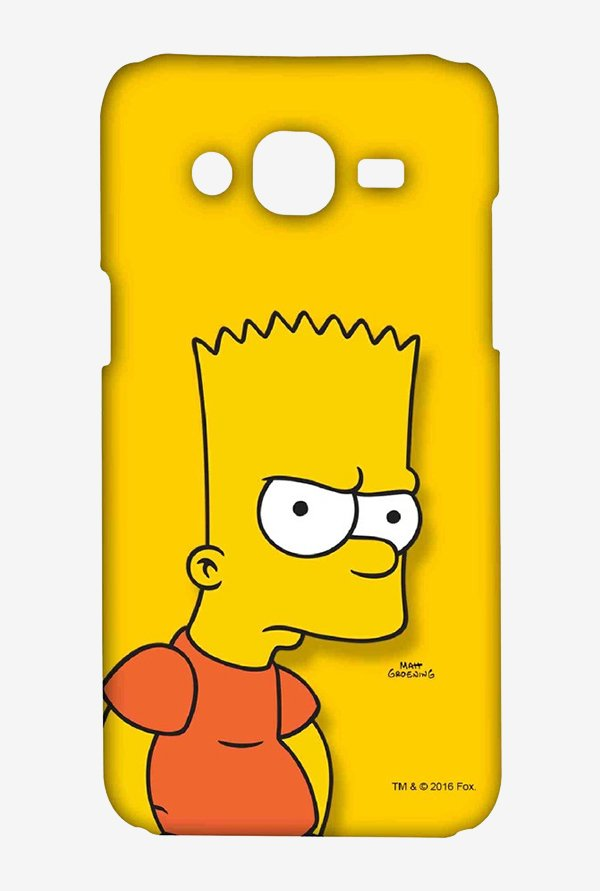 Bart Simpson Case for Samsung J5
