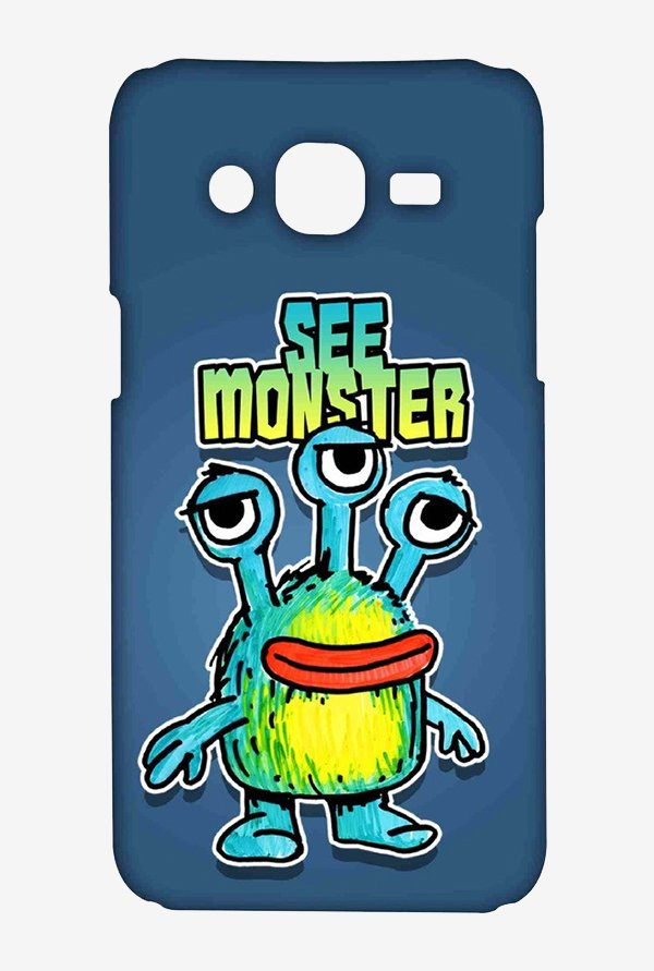 Kritzels See Monster Case for Samsung Grand Prime