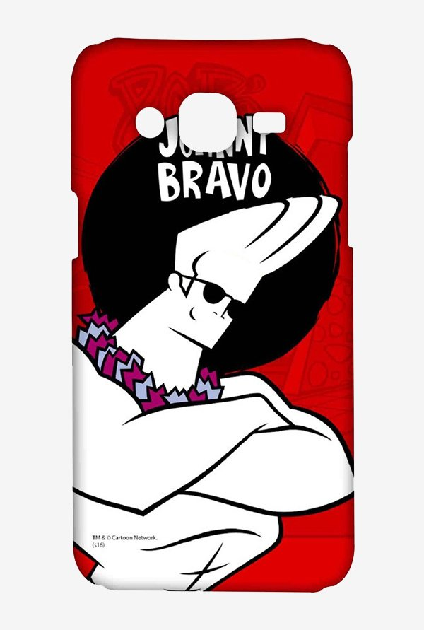 Johnny Bravo Hawaii Case for Samsung Grand Prime