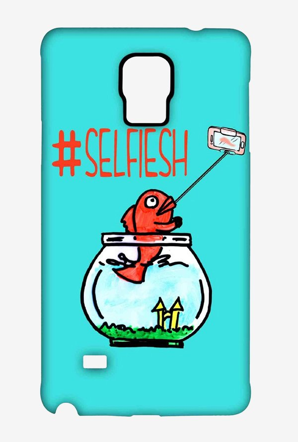 Kritzels Selfiesh Case for Samsung Note 4