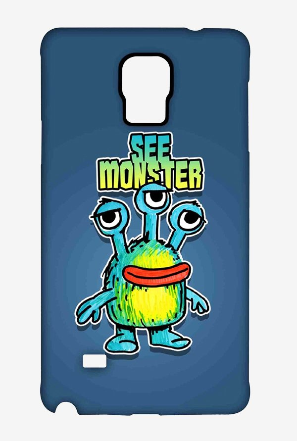 Kritzels See Monster Case for Samsung Note 4