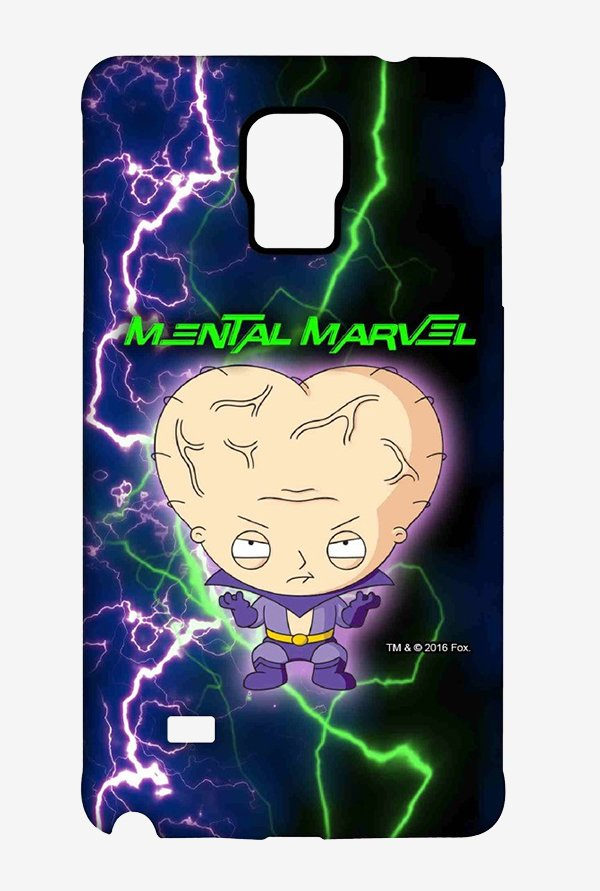 Family Guy Mental Marvel Case for Samsung Note 4