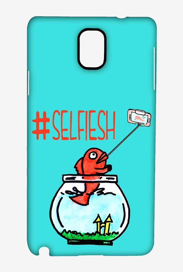 Kritzels Selfiesh Case for Samsung Note 3