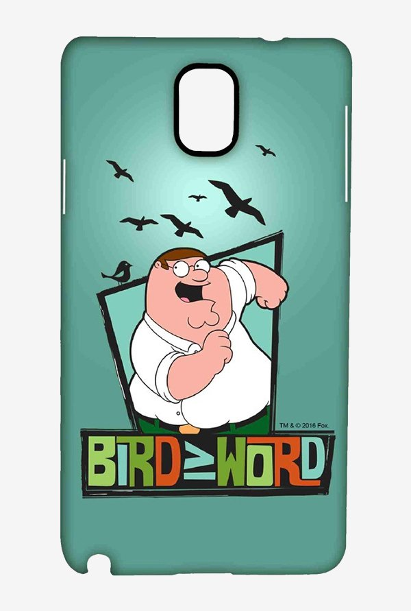 Family Guy Bird Word Case for Samsung Note 3