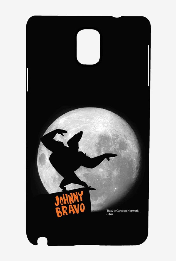 Johnny Bravo On The Moon Case for Samsung Note 3