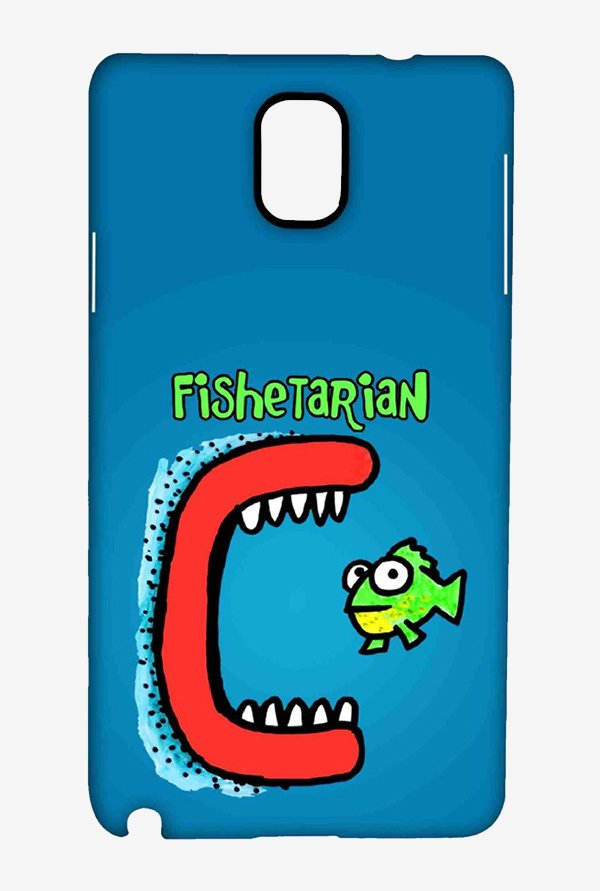 Kritzels Fishetarian Case for Samsung Note 3