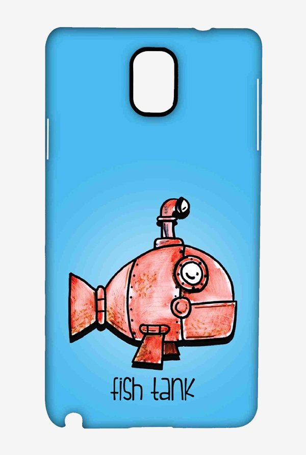 Kritzels Fish Tank Case for Samsung Note 3