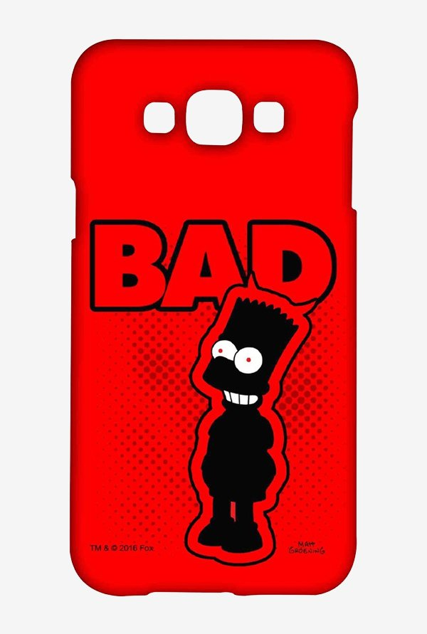Simpsons Bad Case for Samsung Grand Max