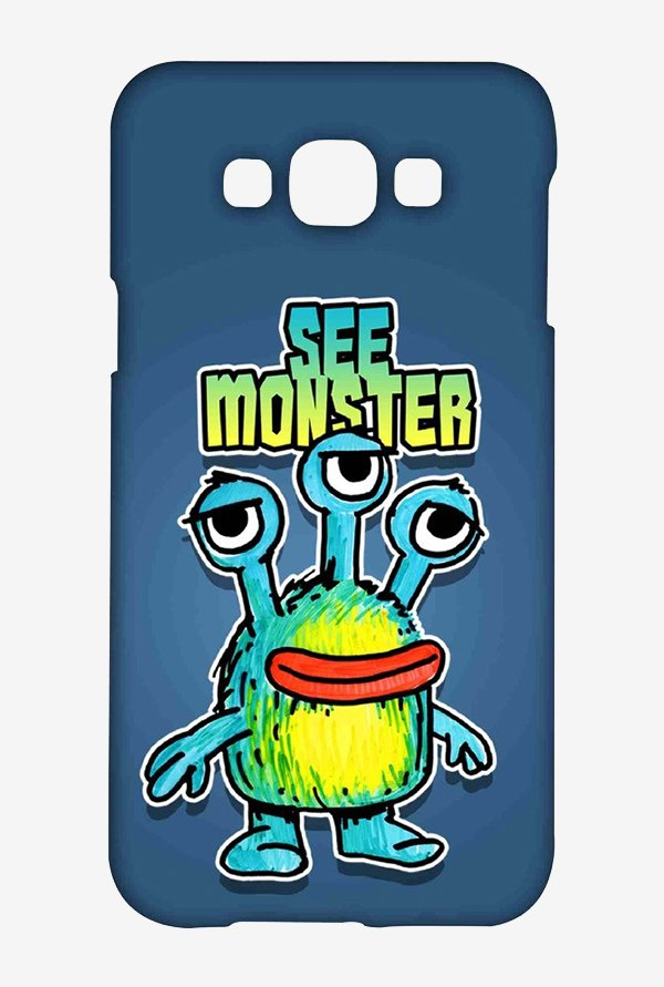 Kritzels See Monster Case for Samsung Galaxy E7