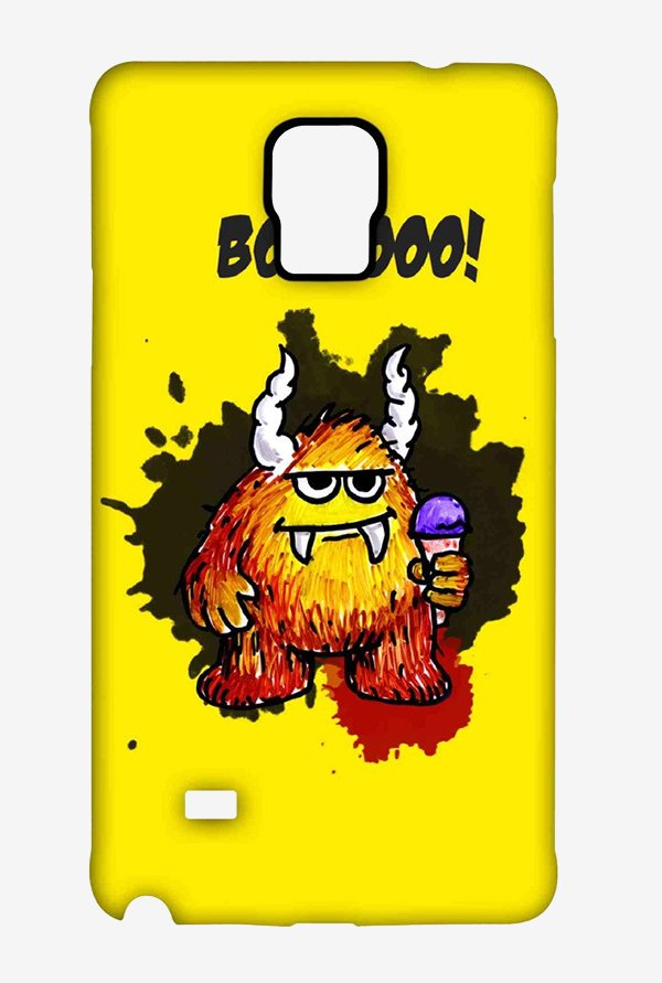 Kritzels Booo Case for Samsung Note 4