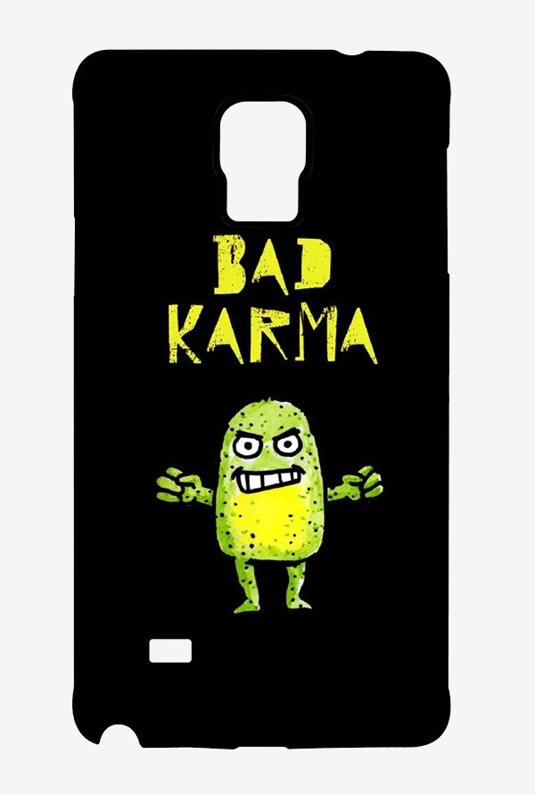 Kritzels Bad Karma Case for Samsung Note 4