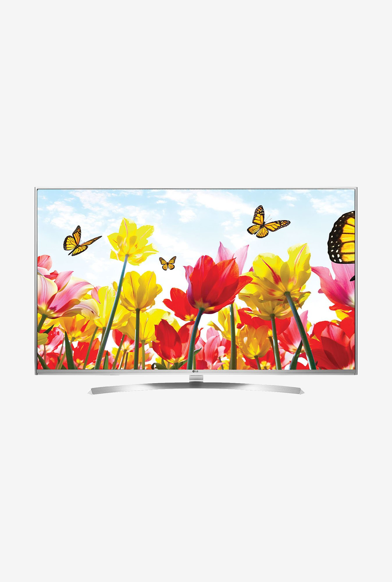 LG 65UH850T 164cm (65inches ) UHD 4K Led TV (Silver)