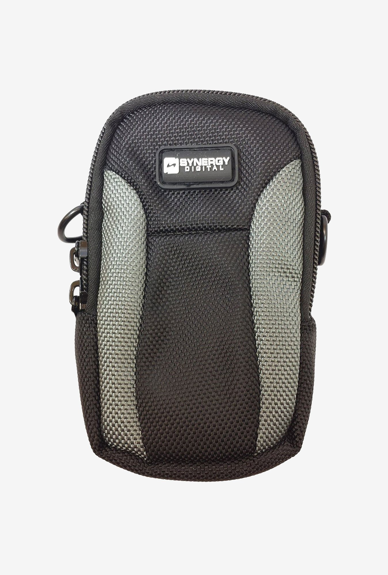 Synergy Digital Lumix Dmc-Zs40 Camera case (Black/Grey)
