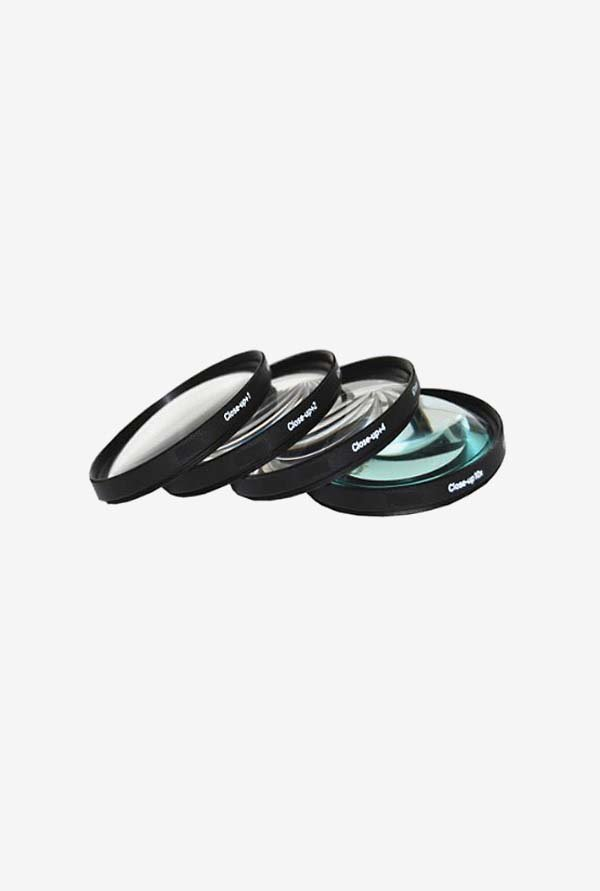 PLR Optics 58mm Close-Up Macro Filter Set for Olympus