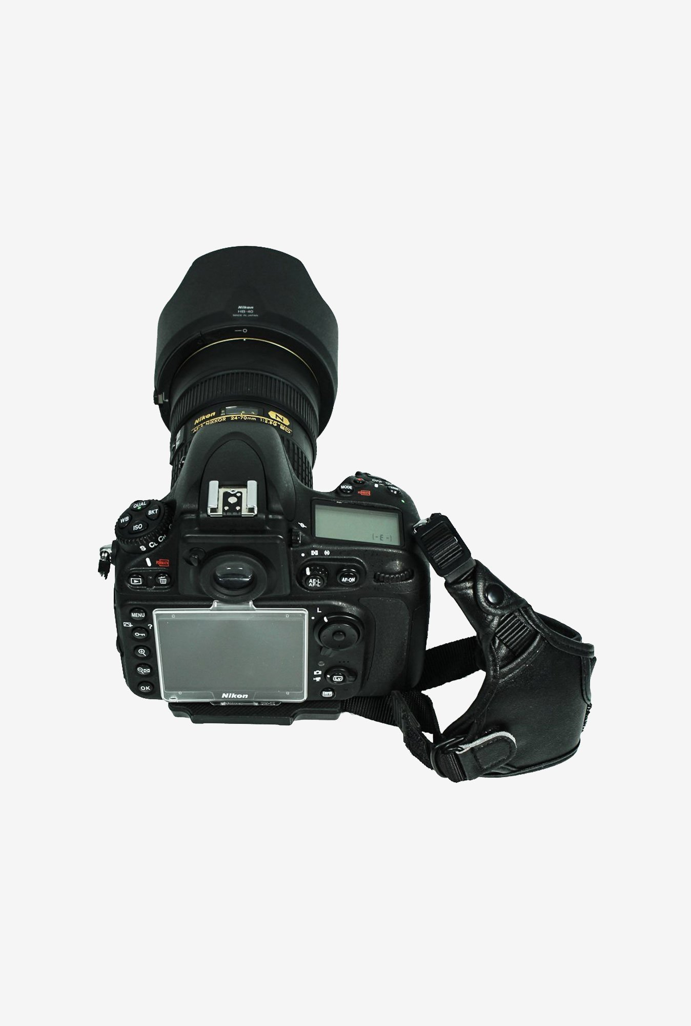 FotoTech Professional Leather Hand Wrist Strap Grip for Sony