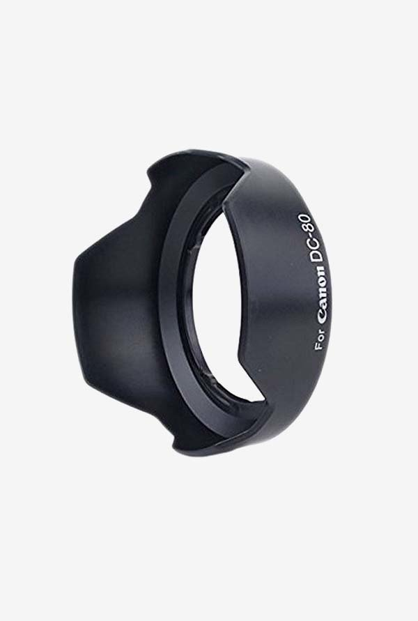 MegaGear LH-DC80 Lens Hood for Canon PowerShot G1 X Mark II