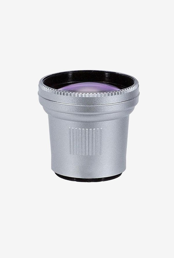 Telephoto Lens 2X - with 5-Adapter Ring (Silver)